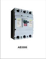 Автоматический выключатель АВ3006/3Н 3р 700А Промфактор