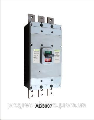 Автоматический выключатель АВ3007/3Н 3р 1000А Промфактор