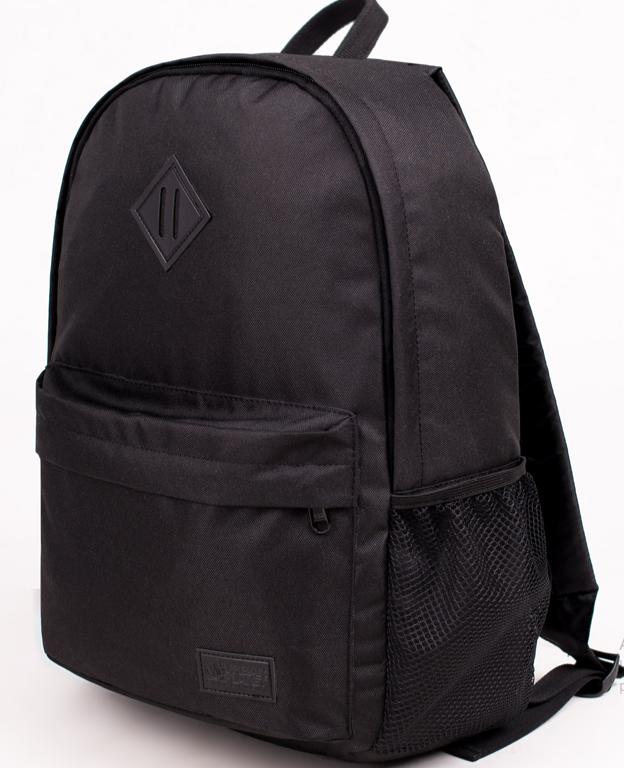 Рюкзак UrbanPlanet Black чёрный