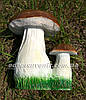 Садовая фигура Два боровика, фото 2
