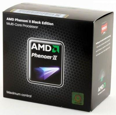 "Процесор AMD Phenom II X4 955 Black Edition 3.2GHz Tray ""Over-Stock"" Б/У"