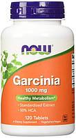 Бустер тестостерона NOW Foods Garcinia (1000 мг) (120 таб)