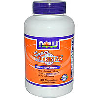 Препарат для улудшения метаболизма NOW Foods Super Citrimax (90 капс)