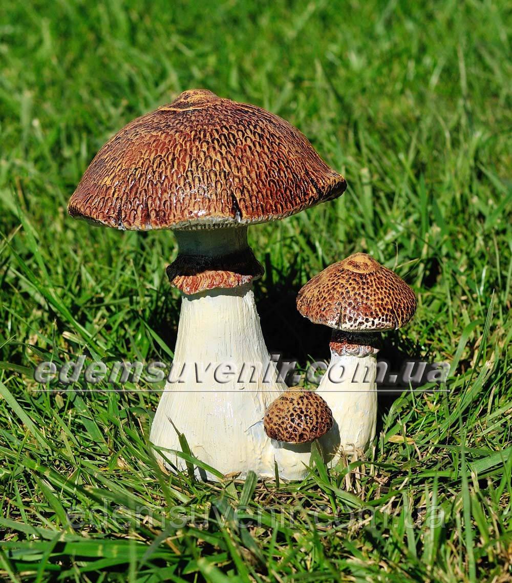 Садовая фигура Гриб зонтик