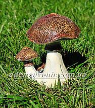 Садовая фигура Гриб зонтик, фото 3