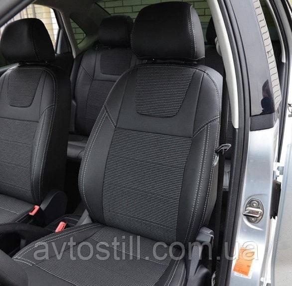 Чехлы на сидения Volkswagen Polo V седан (2009- ..)