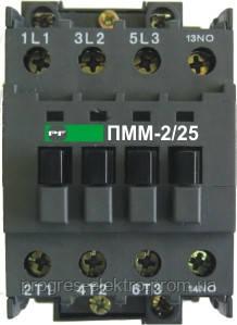 Магнитный пускатель ПММ-2/25 Промфактор