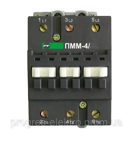 Магнитный пускатель ПММ-4/50 Промфактор