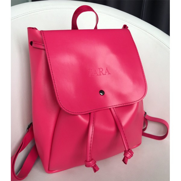 389af3f4d6c6 Женский Городской Рюкзак Zara (Зара), Розовый Цвет — в Категории ...