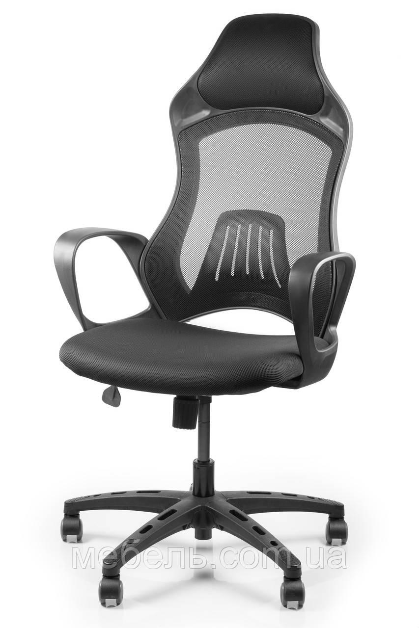 Геймерское кресло Barsky Color Black CB-01
