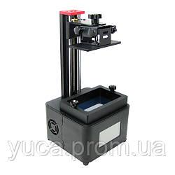 3d принтер DLP с сенсорным LCD Wanhao Duplicator 7 Plus v1.5 (X120.96*Y68.5*Z180; печать V=15-30 мм/час, точность печати от 35 мкм)