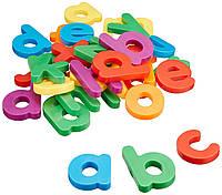 "Обучающий набор магнитных букв ""Алфавит"" Learning Resources Jumbo Magnetic Lowercase Letters 40 дет LER 0451"