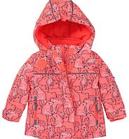 Зимняя термокуртка Topolinoдля девочки 92, 98 см