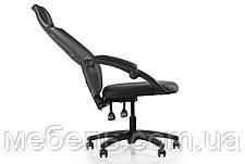 Кресло для домашнего кабинета Barsky Color Black CB-02, фото 3