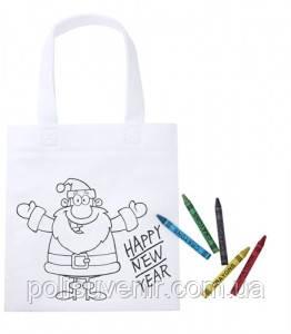 Сумка-розмальовка для дітей
