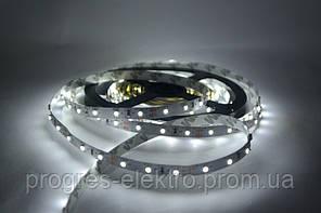 Светодиодная лента Силикон Холодно-белая 220В 60/SMD3528