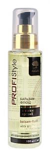 Бальзам-флюид с маслом аргании Viki ProfiStyle