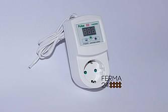 Терморегулятор для обогревателя PT20-VR2 Цифровой