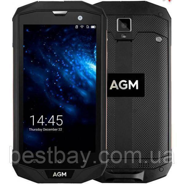 AGM A8 SE Black IP68 2/16Gb