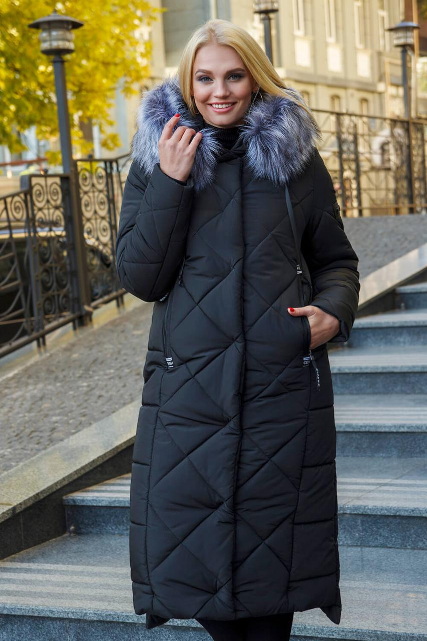 Зимняя куртка женская с 48 по 58 размер