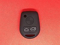 Чехол силиконовый для ключа БМВ BMW 3 5 7 СЕРИИ X3 X5 Z3 Z4 M5 325i E38 E39 E46 3 Кнопки гитара