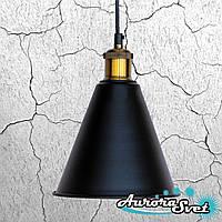 Бра настенная AuroraSvet loft 11000 чёрная.LED светильник бра. Светодиодный светильник бра., фото 1