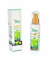 Превосходный Organic гель для кожи с алое  - обеспечивает кожу питательными веществами, защищает и увлажняет