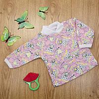 Кофточка ясельная MirAks TN-4898-00 Pink (Розовый/начес)