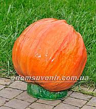Садовая фигура Тыква, фото 3