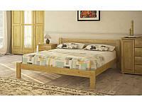 Деревянная кровать Л-205 120х190 см. Скиф, фото 1