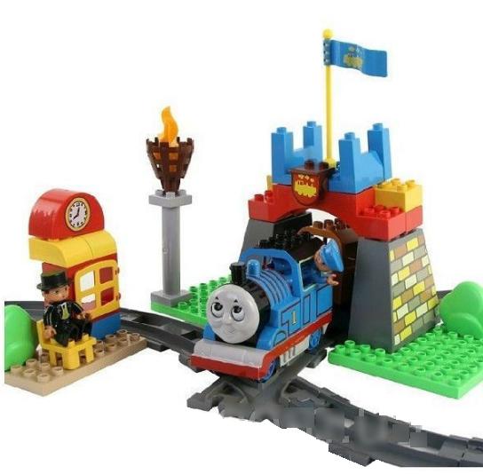 Конструктор-железная дорога