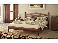 Деревянная кровать Л-208 140х190 см. Скиф, фото 1