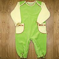 Ромпер MirAks RO-5199-00 Green (Зеленый/велюр)