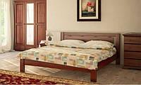 Деревянная кровать Л-209 160х190 см. Скиф, фото 1