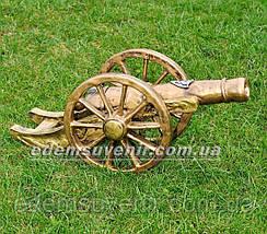 Садовая фигура Пушка, фото 2
