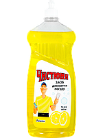 Бальзам для мытья посуды «Лимон» Чистюня 1000мл