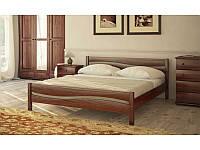 Деревянная кровать Л-215 120х190 см. Скиф, фото 1