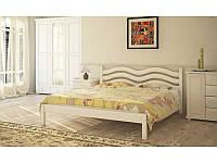 Деревянная кровать Л-216 120х190 см. Скиф, фото 1