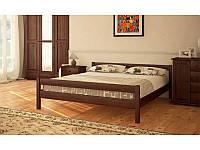 Деревянная кровать Л-220 120х190 см. Скиф, фото 1