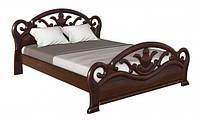 Деревянная кровать Л-221 160х190 см. Скиф