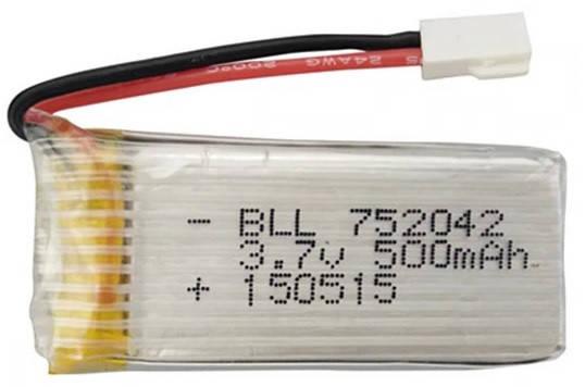 Аккумулятор для квадрокоптера Hubsan X4 H107C, фото 2