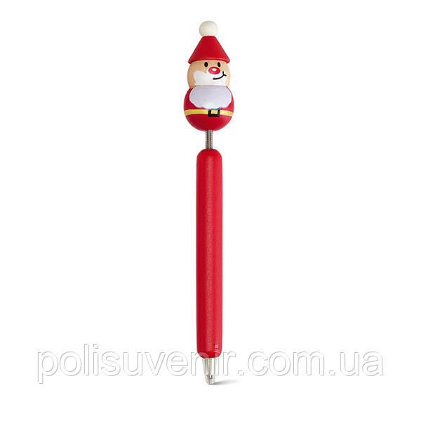 Кулькова ручка з дерев'яною іграшкою