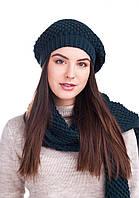 Стильный зимний комплект женский