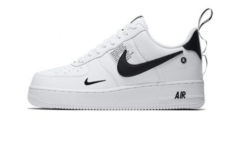 Мужские кроссовки Nike Air Force 1 07 LV8 Utility White/Black
