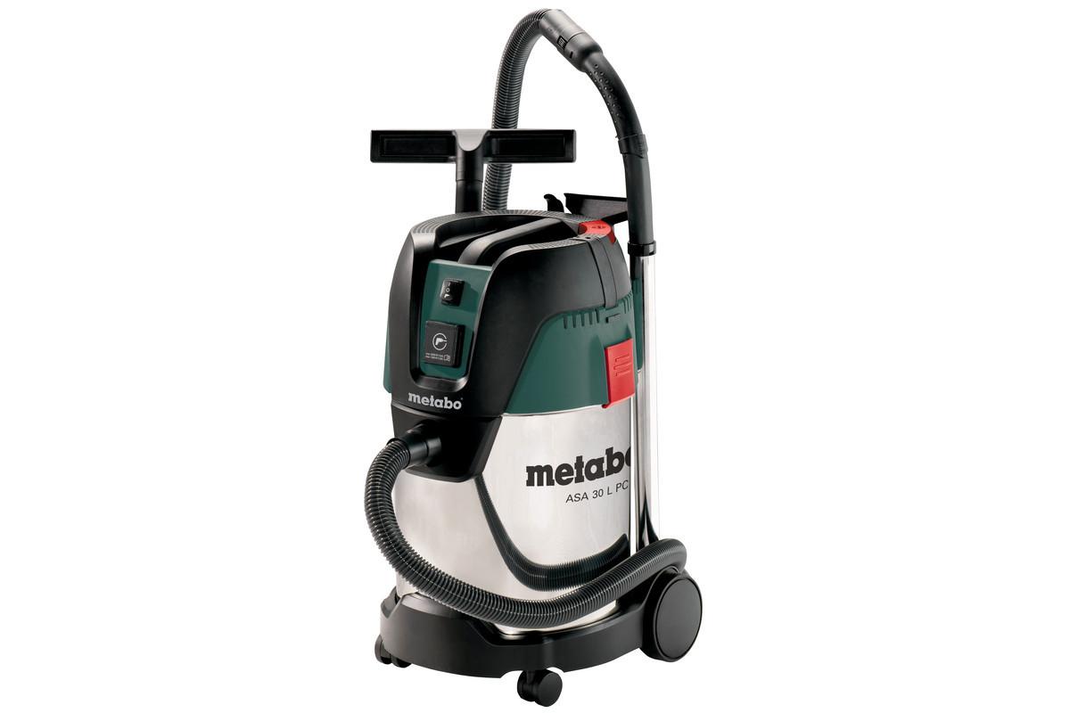 Пылесос универсальный Metabo ASA 30 L PressClean INOX (602015000)