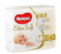 Подгузники Huggies Elite Soft (1)2-5 кг 27 штук