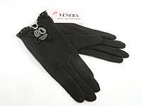 Перчатки женские шерсть с ангорой Venera Италия M5031-21