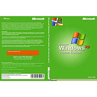 Microsoft Windows XP Home Edition SP3 Rus OEM (N09-02342) лицензия