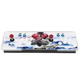 Игровая консоль 999 в 1 видео игра двойная палка для дома Pandora's Key 5s - Белый