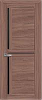 Двери Новый стиль Тринити BLK ольха 3d